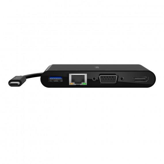 BELKIN Adaptateur USB-C multimédia + recharge (100 W)