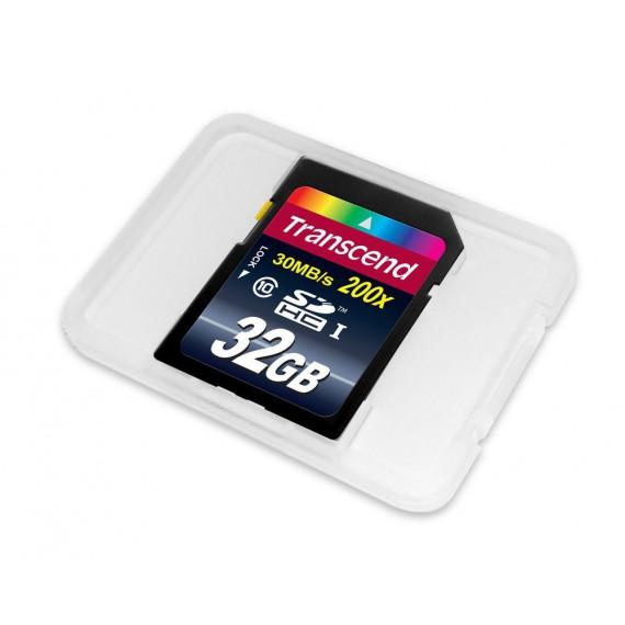 TRANSCEND Secure Digital SDHC Card 32 GB