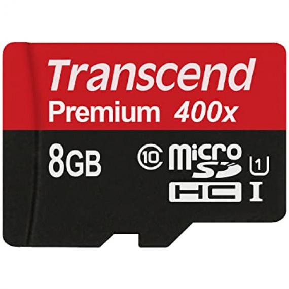 TRANSCEND Transcend microSDHC Class 10 UHS-I (Premium)