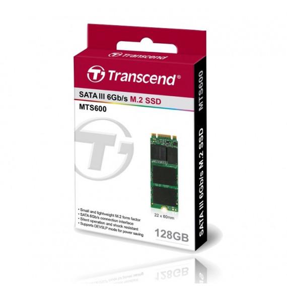 SSD Transcend MTS600 128 GB