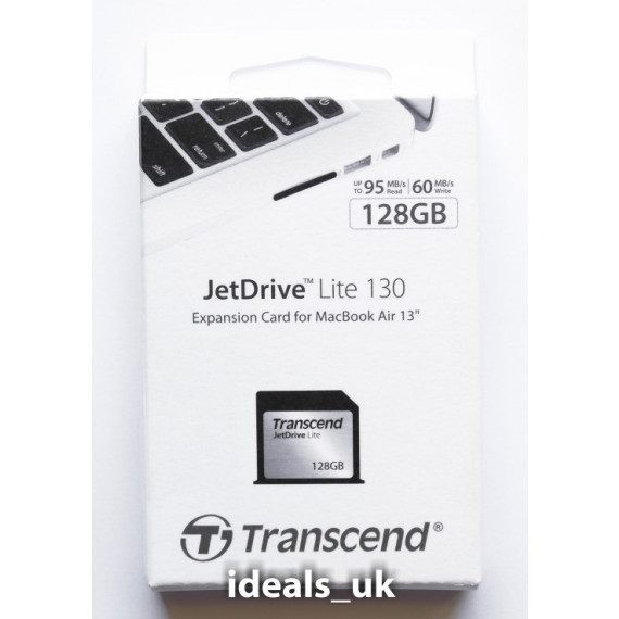 TRANSCEND JetDrive Lite 130 128 GB