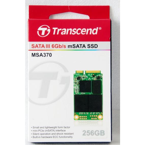 SSD Transcend MSA370 256 GB