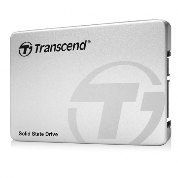 SSD Transcend TS32GSSD370S 32 GB argent, SATA 600, SSD370S