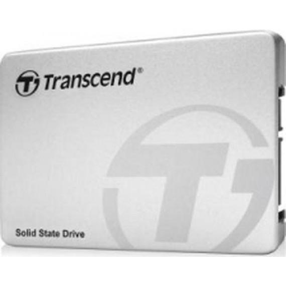 SSD Transcend TS256GSSD370S 256 GB argent, SATA 600, SSD370S