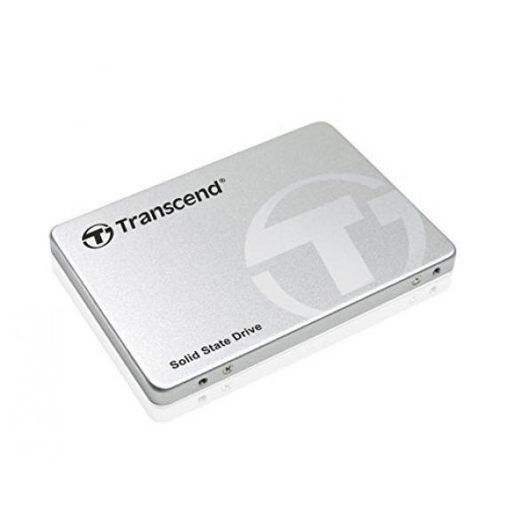 SSD Transcend TS512GSSD370S 512 GB argent, SATA 600, SSD370S