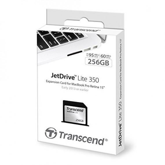 TRANSCEND JetDrive Lite 350 256 GB