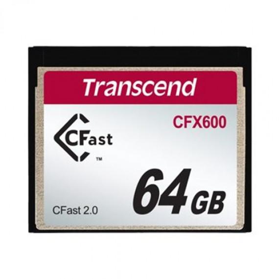 "TRANSCEND CompactFlash Card ""CFast"" 64 GB"