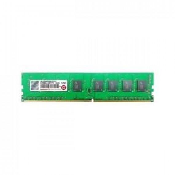 TRANSCEND DDR4 2400Mhz 4GB DIMM 1Rx8  DDR4 2400Mhz 4GB DIMM 1Rx8 1.2V CL17