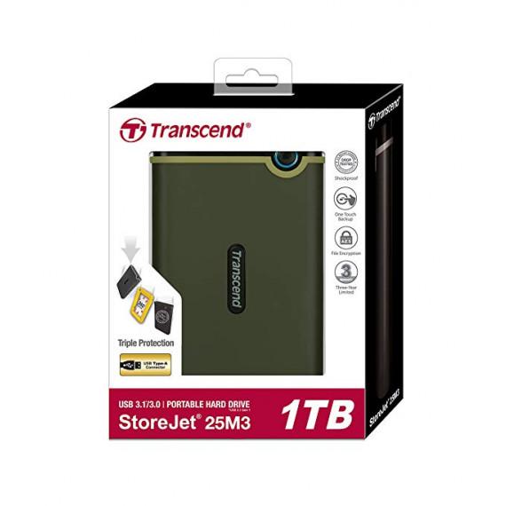 TRANSCEND Transcend StoreJet 25M3 Slim