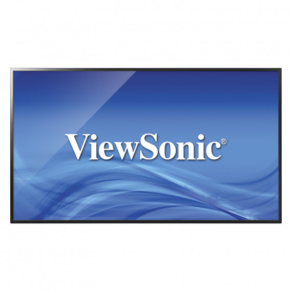 Viewsonic CDE4302 - Moniteur LED Full HD 1920 x 1080 - 6.5 ms - Format large 16:9 - IPS - 350 cd/m² - Bords fins 11.9 mm - HP intégrés - HDMI - Noir