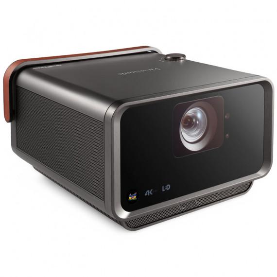 Viewsonic 4K UHD (3840x2160), LED, 2400 LED Lumens, Harman Kardon  8w cube speaker x2, 0.8  short throw ratio, V.Keystone, 16GB local storage,