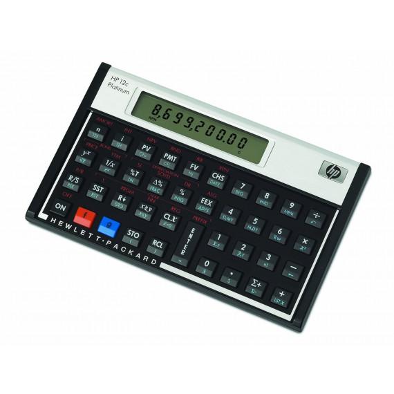 HP HP 12c Platinium - Calculatrice financière