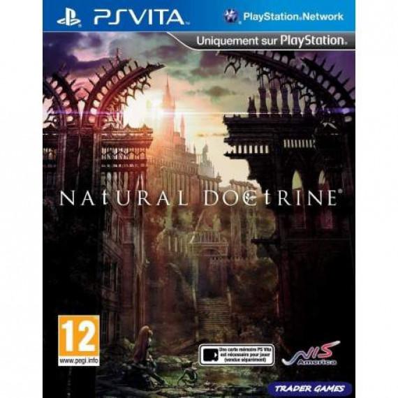 BANDAÏ NAtURAL DOCtRINE (PS Vita)