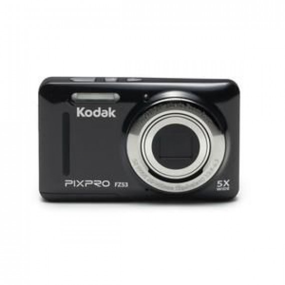 KODAK Appareil photo compact  Fz53 noir