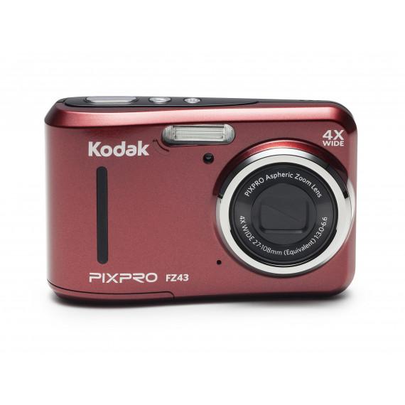KODAK Compact numérique  Fz43 rouge
