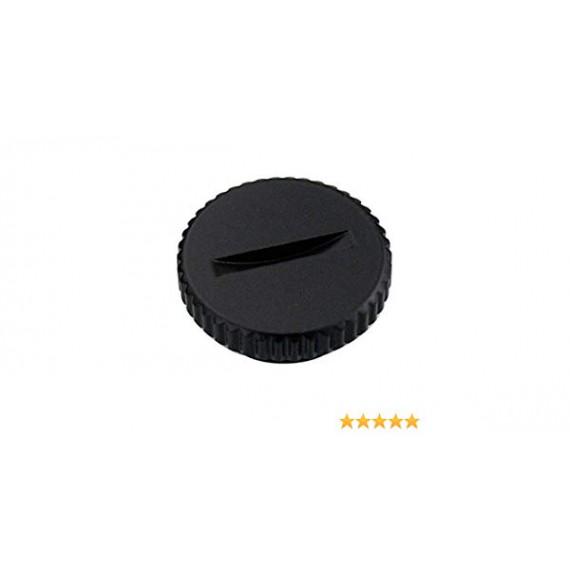 Koolance Bouchon de fermeture G1 / 4 - noir