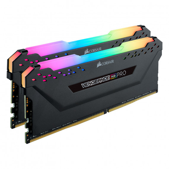 CORSAIR Vengeance RGB PRO Series 32 Go (2x 16 Go) DDR4 2933 MHz CL16