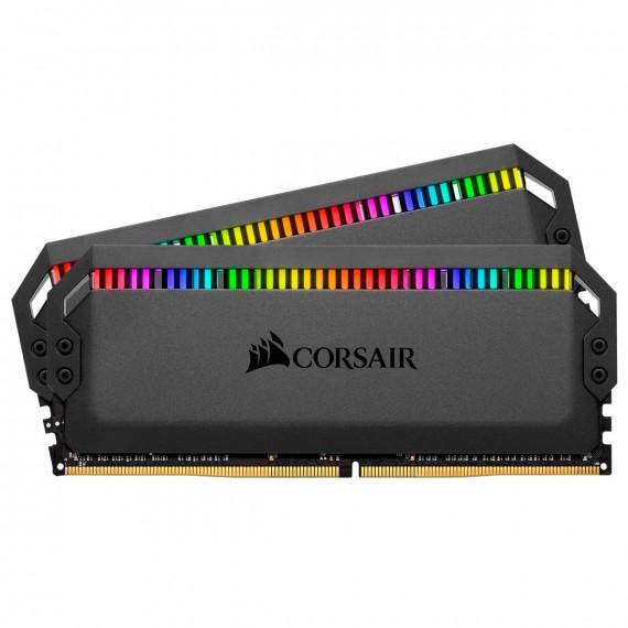 CORSAIR Dominator Platinum RGB 16 Go (2 x 8 Go) DDR4 4000 MHz CL19