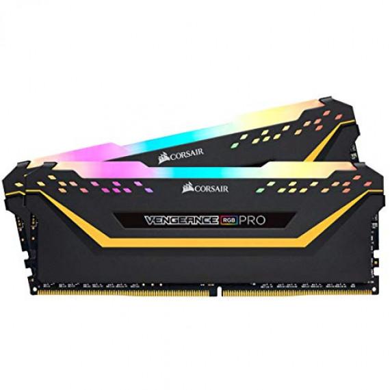 CORSAIR Corsair Vengeance RGB PRO Series 32 Go (2x 16 Go) DDR4 3200 MHz CL16 - TUF Gaming Edition