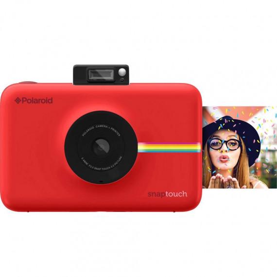 Polaroid Appareil photo Instantané  Snap Touch Rouge