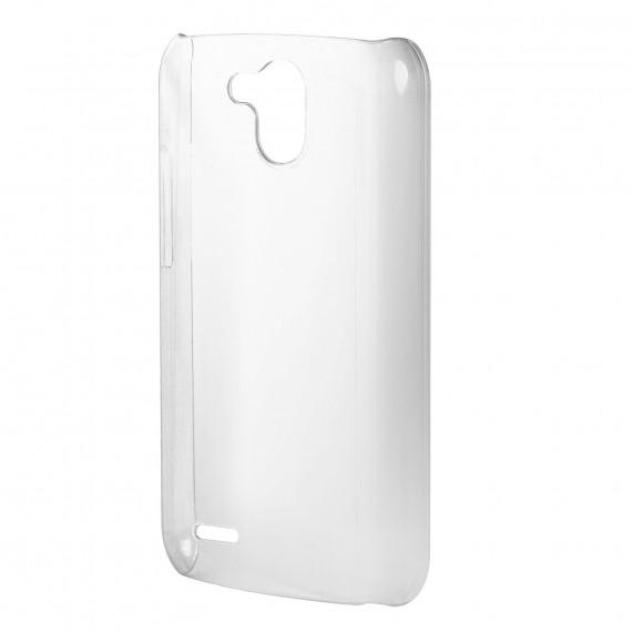 BlackBerry Hardshell Blanc/Gris Bold 9930/9900