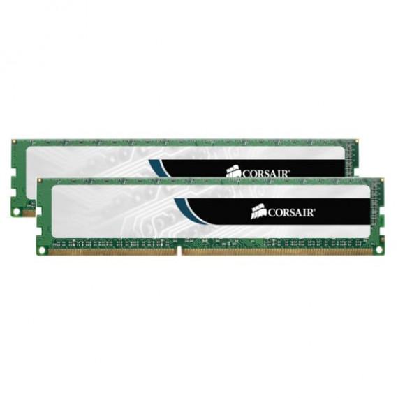 CORSAIR Value Select 8 Go (Kit 2x 4 Go) DDR3-SDRAM PC10600 CL9
