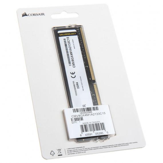 CORSAIR ValueSelect 8 Go DDR4 2133 MHz CL15