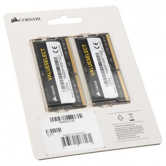 CORSAIR Value Select SO-DIMM DDR4 32 Go (2 x 16 Go) 2133 MHz CL15