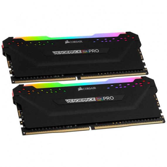 CORSAIR Vengeance RGB PRO DDR4 2 x 8 Go 3600 MHz CAS 18