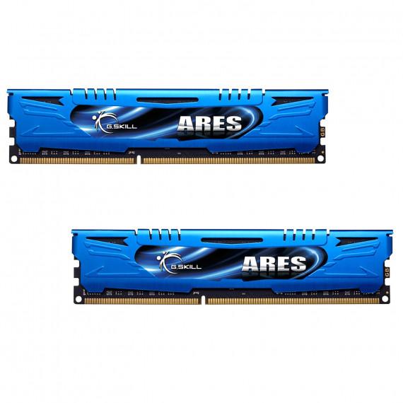 GSKILL G.Skill Ares Blue Series 8 Go (2 x 4 Go) DDR3 2133 MHz CL10