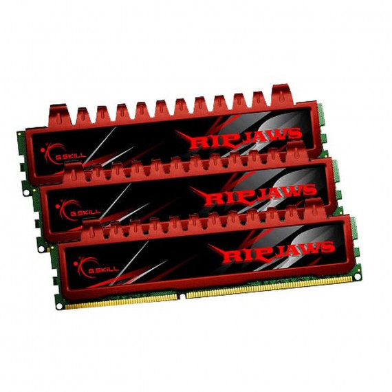 GSKILL DIMM 12 GB DDR3-1600 Tri-Kit F3-12800CL9T-12GBRL