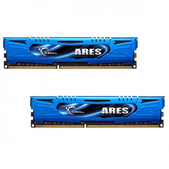 GSKILL DIMM 8 GB DDR3-2133 Kit F3-2133C9D-8GAB