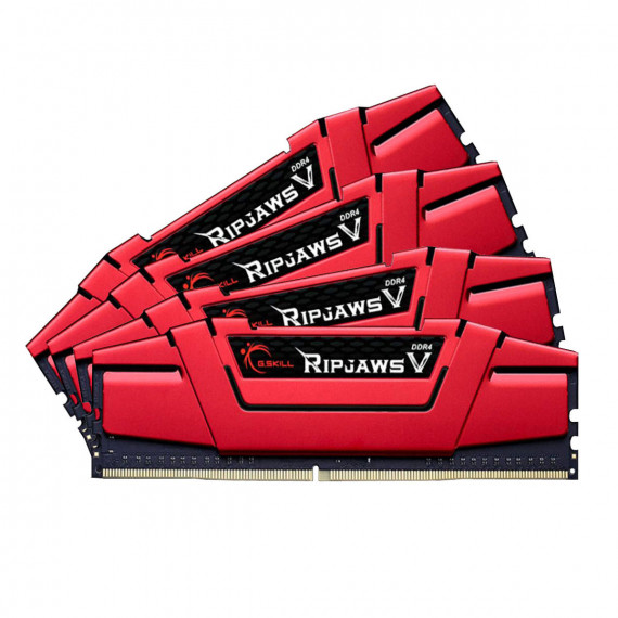GSKILL RipJaws 5 Series Rouge 16 Go (4x 4 Go) DDR4 2400 MHz CL15
