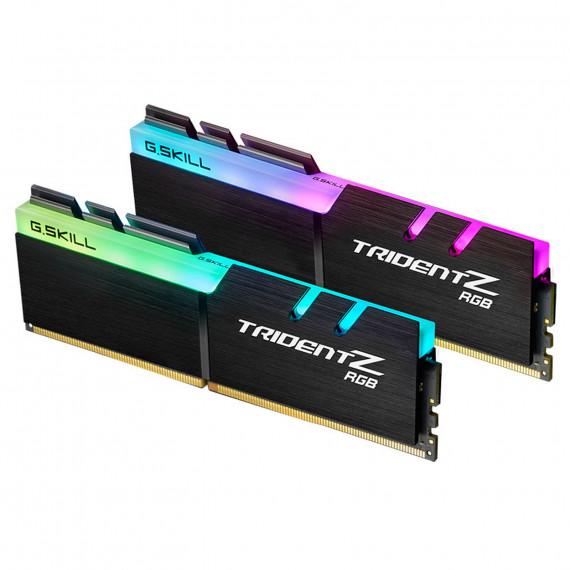 GSKILL Trident Z RGB 16 Go (2x 8 Go) DDR4 2666 MHz CL18