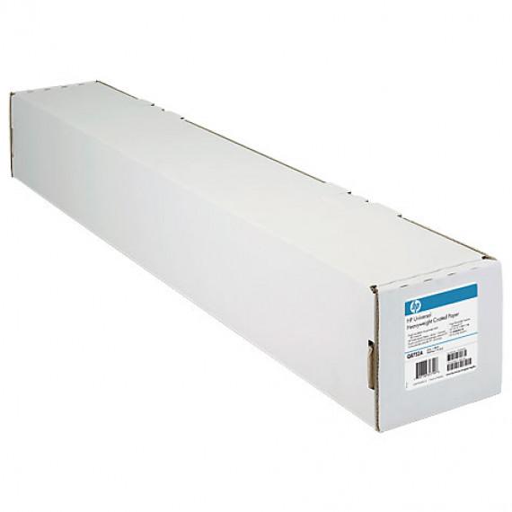 HP Q1441A - Papier couché (rouleau de 841 mm x 45,7 m)