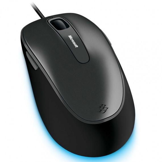 Microsoft Hardware for Business Comfort Mouse 4500 Noir