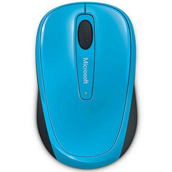 Microsoft Wireless Mobile Mouse 3500 Bleue