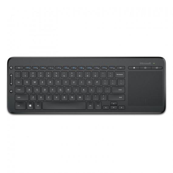 Microsoft All-in-One Media Keyboard (Noir)