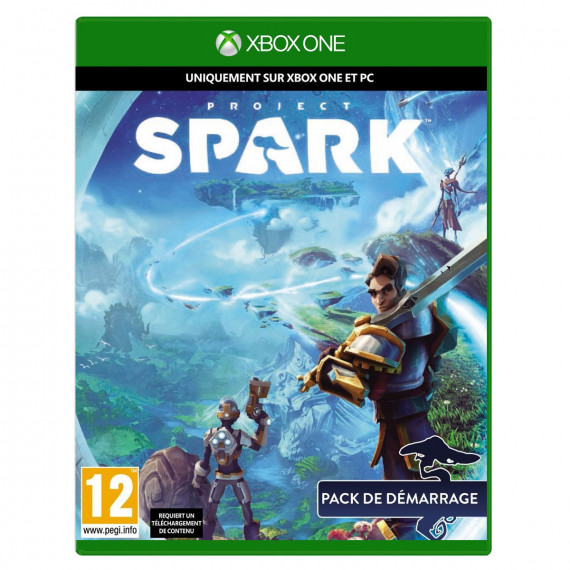 Microsoft Project Spark (Xbox One)