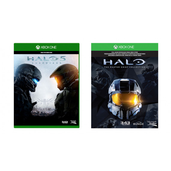 Microsoft Halo : The Master Chief Collection (Xbox One)