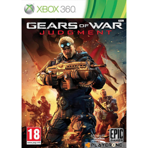 Microsoft GEARS OF WAR UE XBOX ONE