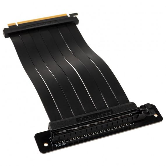 Phanteks PCIe x16 PCIe x16 riser prolongateurcâble Câble 90 degrés, 22cm