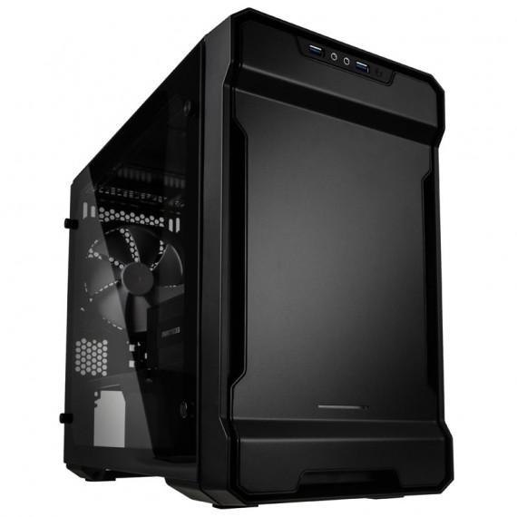 Phanteks Enthoo Evolv ITX TG (noir/rouge)