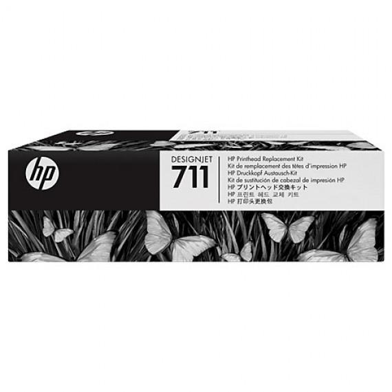 HP HP 711 (C1Q10A) - kit de remplacement pour tête d'impression DesignJet T120/T520
