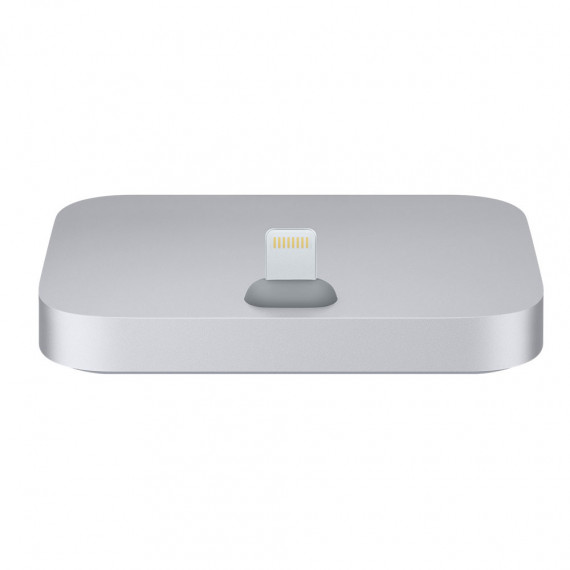 APPLE Lightning Dock Gris sidéral