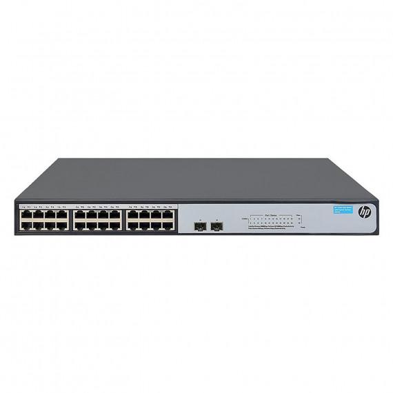 HP 1420-24G-2SFP+ 1000/UNM/24