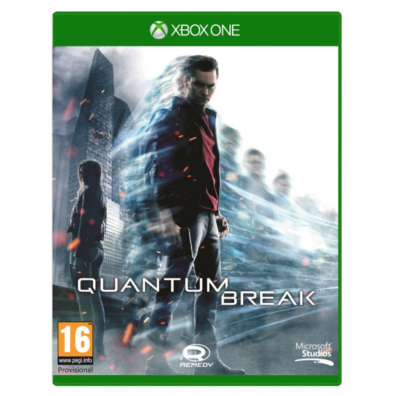 Microsoft Quantum Break (Xbox One)