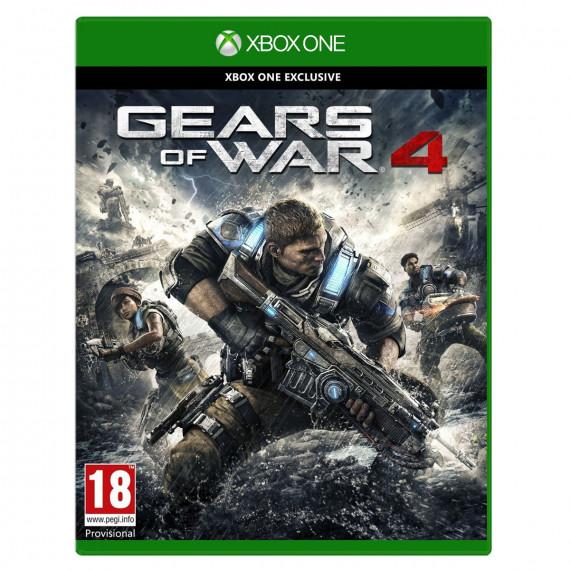 Microsoft Gears of War 4 (Xbox One)