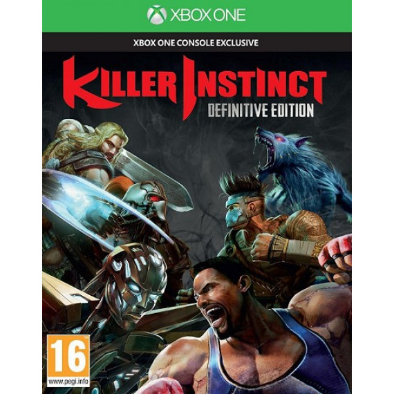 MICROSOFT KILLER INSTINCT XBOX ONE