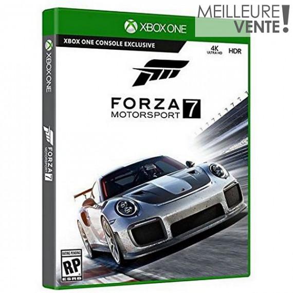 Microsoft Jeu Xbox One  Forza Motorsport 7